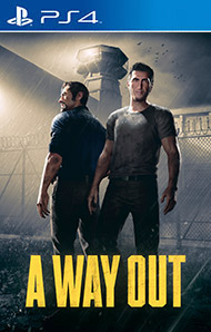 A WAY OUT PS4 PKG 5.05