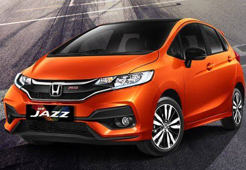 Beredar Spyshot Honda Jazz Facelift, Apa Saja Yang Baru?