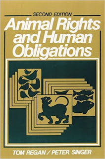 """Animal rights and human obligations"" - Peter Singer"