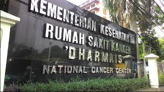Lowongan Kerja Seleksi Tenaga Rumah Sakit Kanker Dharmais