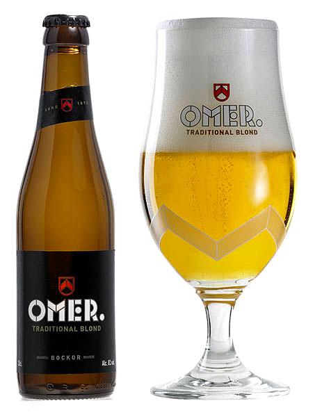 Chez Morera: La cerveza de la semana: Omer 8º