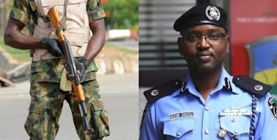 Soldier blasts Police boss, Yomi Shogunle for blocking him after he complained about SARS