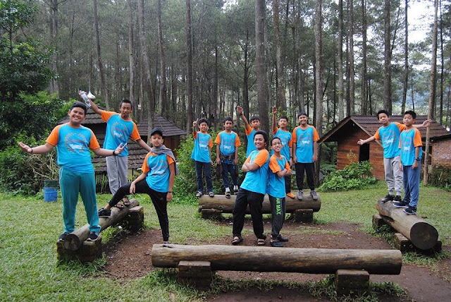 Outbound for Kids - Zona Adventure - Outbound Lembang - Outbound Bandung