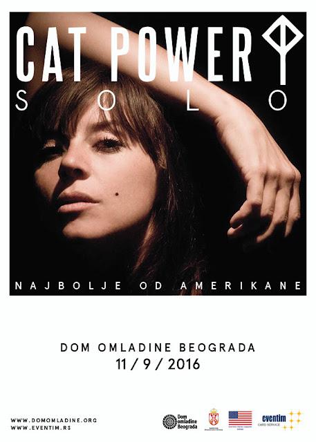 Cat Power, heroina Amerikana muzike, premijerno u Srbiji