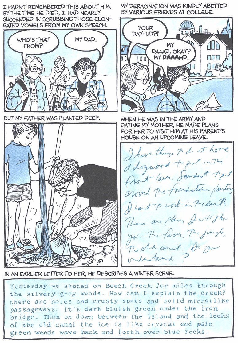 Read Fun Home: A Family Tragicomic - Chapter 5, Page 24