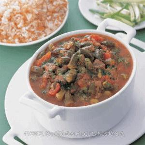 Syrian Okra and Meat Stew Recipe