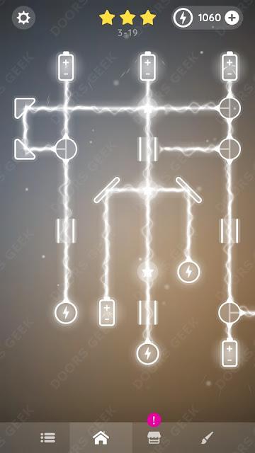Laser Overload [Intermediate] Level 3-19 Solution, Walkthrough, Cheats
