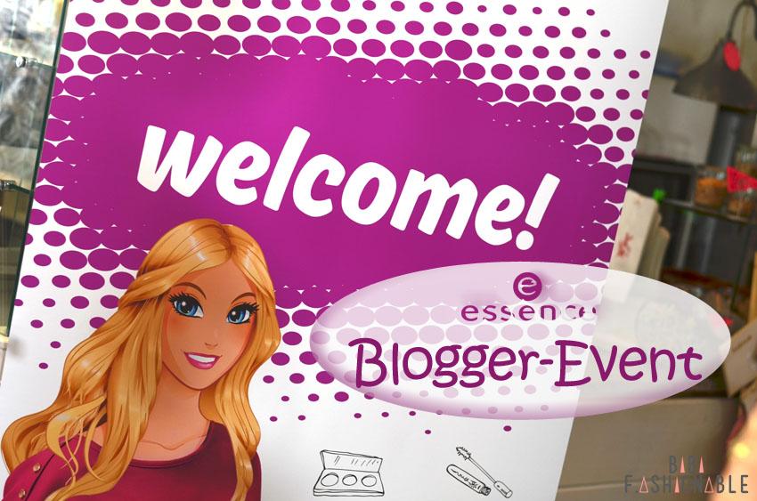 essence Blogger-Event Frühling Sommer 2016 München