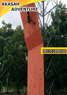 Bandung Barat Biaya Jasa Pembuatan Wall Climbing Papan Panjat Tebing Murah