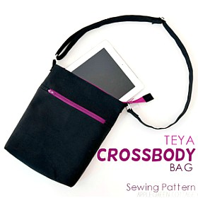 TEYA Crossbody Bag Pattern