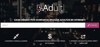 Adult.xyz - acortador de enlaces adultos