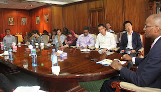 Central Bank recruits more people to strengthen the Kenyan financial sector. PHOTO | Courtesy