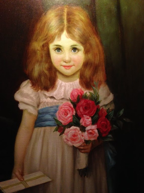 """""""Love Letters"""" karya Charles Trevor Garland"""