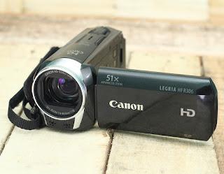 Jual Handycam Canon Legria HFR306 ( HD )
