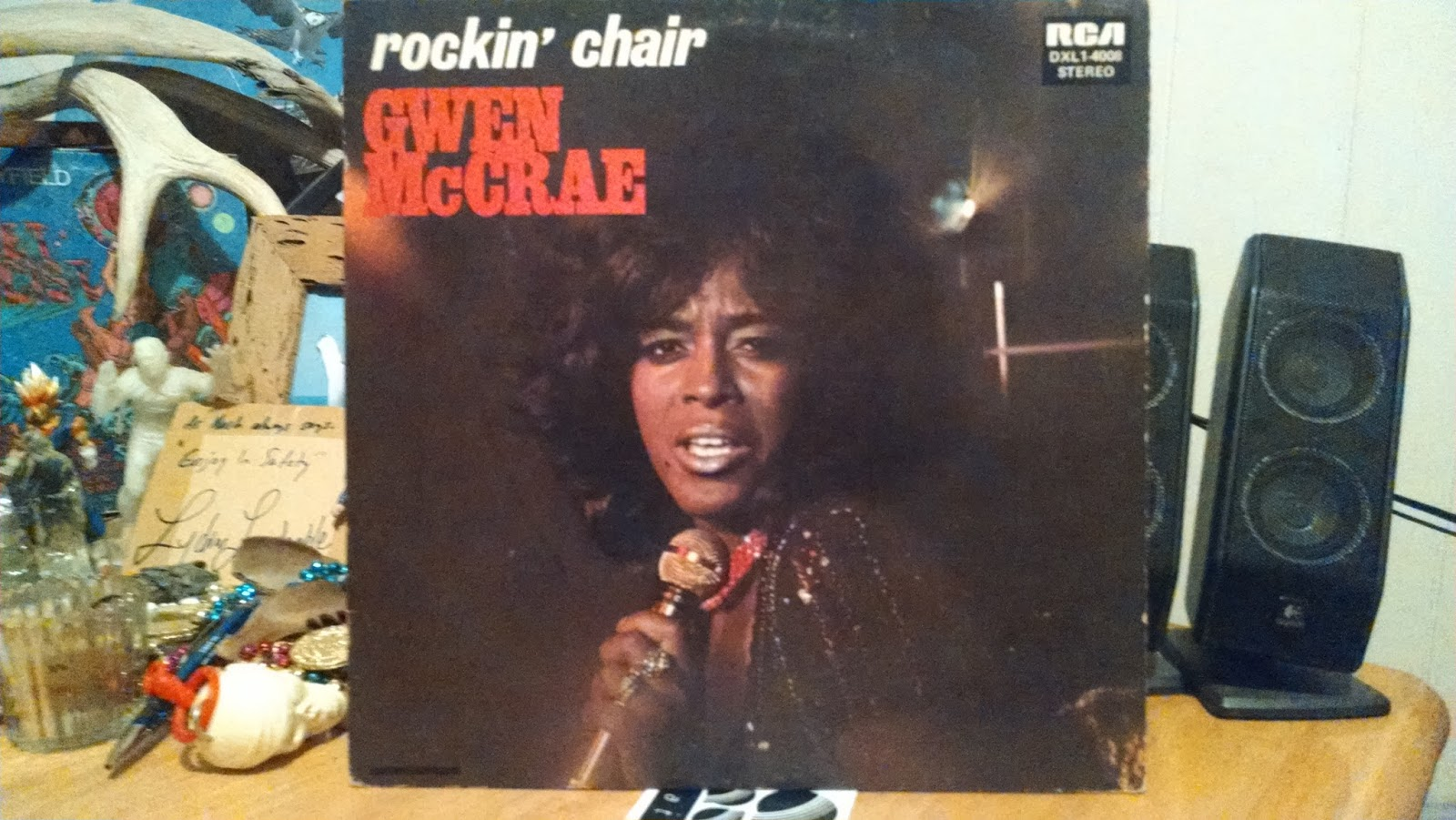 Rockin Chair Down Underground Gwen Mccrae Rockin 39 Chair Lp 75