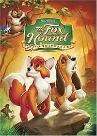 The Fox and the Hound 1981 Hindi - English Movie Download 300mb Dual Audio BDRip 480p