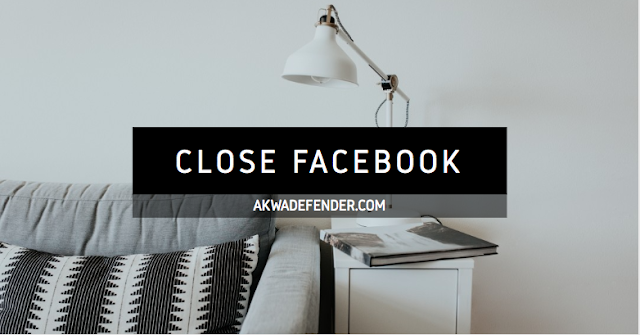 Close Facebook account temporarily and permanently | How to Cancel FB Profile permanently & temporarily