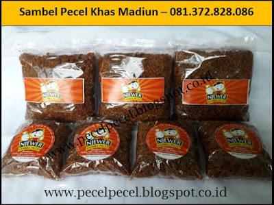 Produsen Sambel Pecel Blitar Kirim Bali – 081.372.828.086