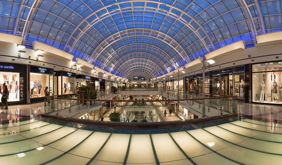 Shopping Istinye Park em Istambul na Turquia