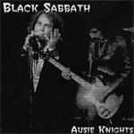 "BLACK SABBATH ""Ausie knights"" Bootleg. 1980. Hard rock heavy metal"