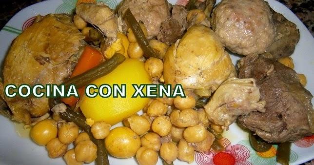 Cocina con xena cocido en ollas gm e y d for Cocina con xena olla gm d