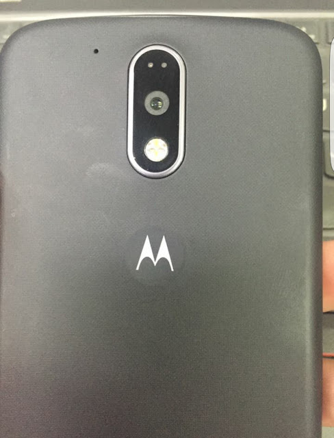 This is our first look at Moto G 4th Generation !