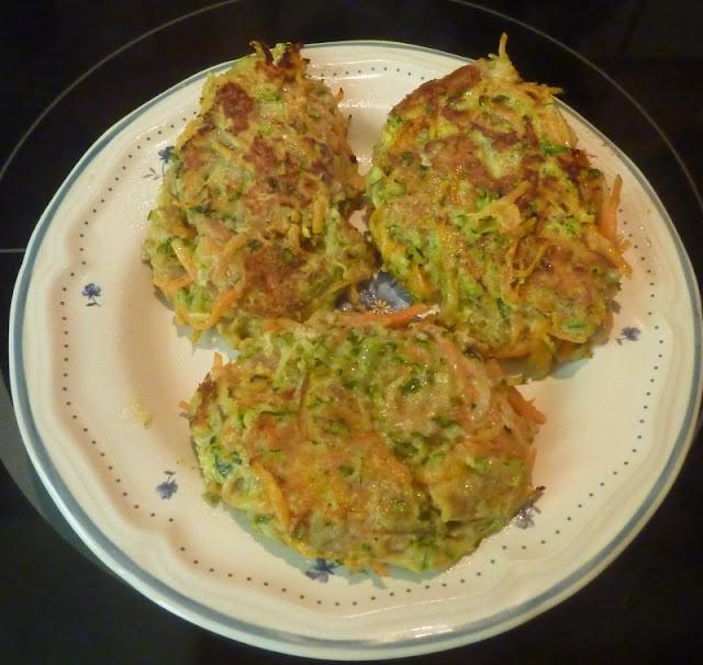 galettes-avoine-courgettes-carottes