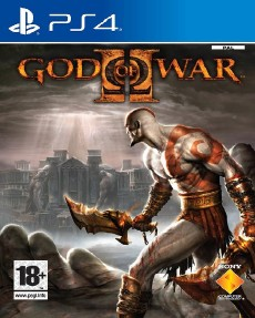 God of War 2 PS2 FOR PS4
