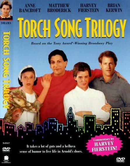 Trilogía en Nueva York - Torch Song Trilogy - Película [HD] + Descarga + Monologo - EEUU - 1988