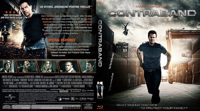Capa Bluray Contraband
