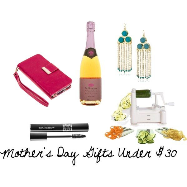 Mother's Day gifts under $30