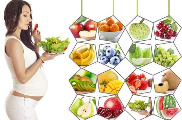 Healthy Fruits for Pregnant Women