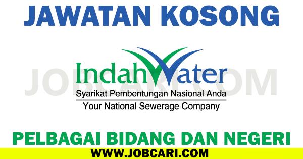 IKLAN JAWATAN KOSONG INDAH WATER 2016