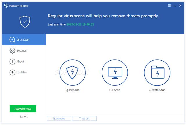 Malware Hunter Terbaru