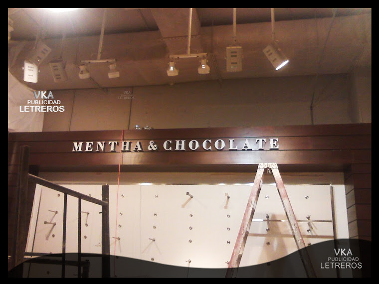 MENTHA Y CHOCOLATE ASIA