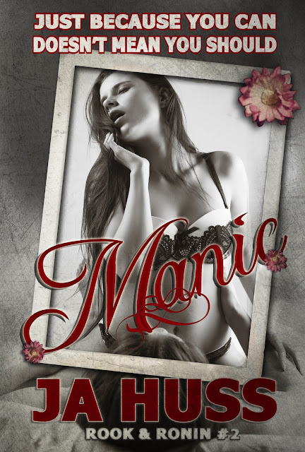 **Cover Reveal** Manic by J.A. Huss