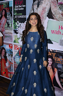 Bollywood Actress Juhi Chawla Launchs Better Homes 10th Anniversary Celetion Cover  0014.JPG
