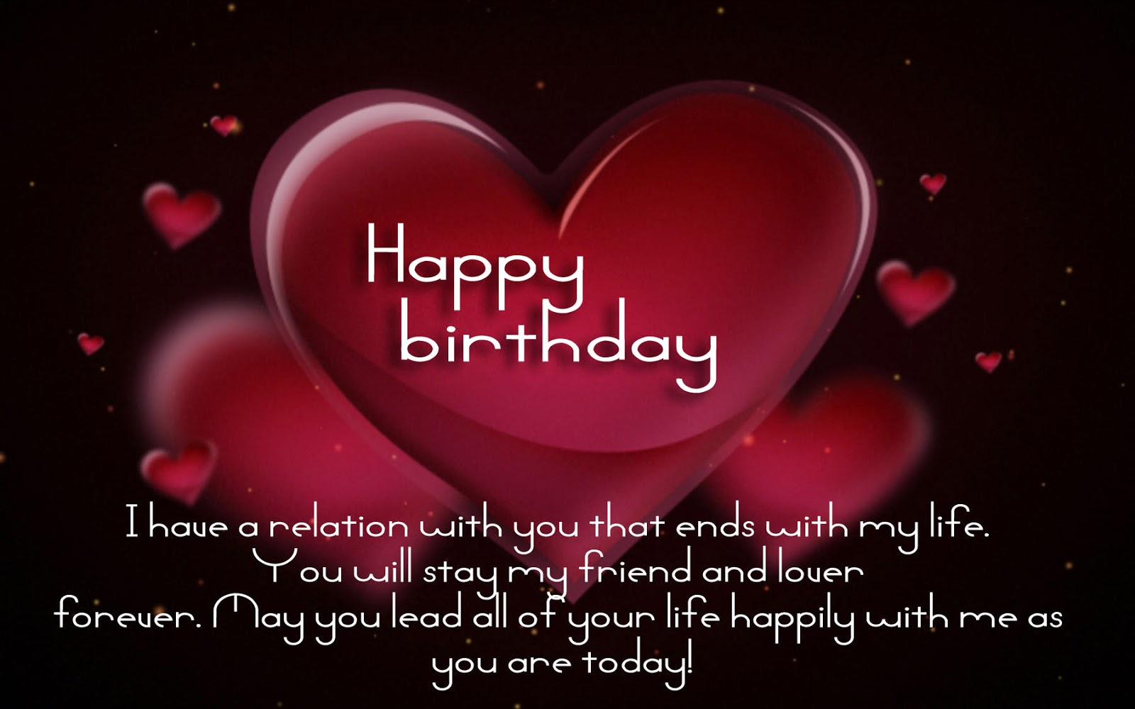 Lovely Birthday Quotes For The One You Love