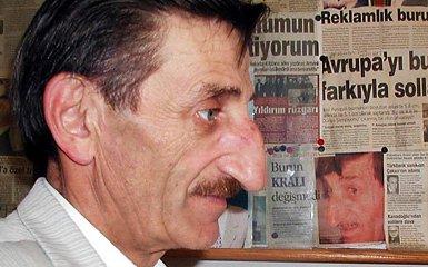 book of guinnes world record world longest nose mehmet ozyurek