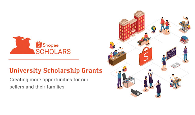 Shopee launches its first-ever scholarship program