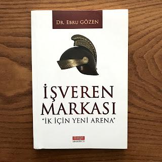 Isveren Markasi - IK Icin Yeni Arena (Kitap)