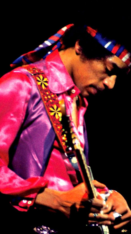 Jimi Hendrix Iphone Wallpaper One Wallpapers