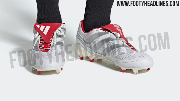on sale 2d51d 1ecab Adidas Predator Precision David Beckham 2019 Boots Released