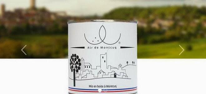 Μετά τον αέρα κοπανιστό, Γάλλος φοιτητής πουλάει τον αέρα του χωριού του σε κονσέρβα και ξεπουλάει