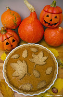 Pumpkin Pie - amerykański placek dyniowy