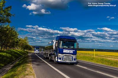 Renault Trucks T, Wekta Olsztyn