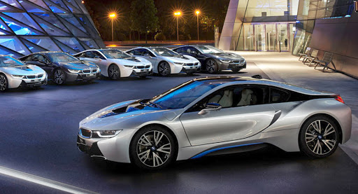 Pick Up A BMW i8 Straight From The Factory And Save $7k