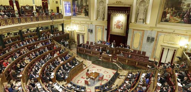 Congreso de los Diputados y debate publico