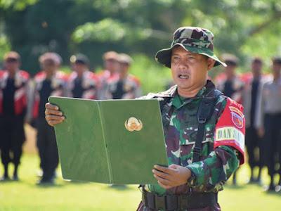 TMMD Sukses, Yayat Priatna Prihatina Apresiasi Dukungan Pemda dan Polres Halteng