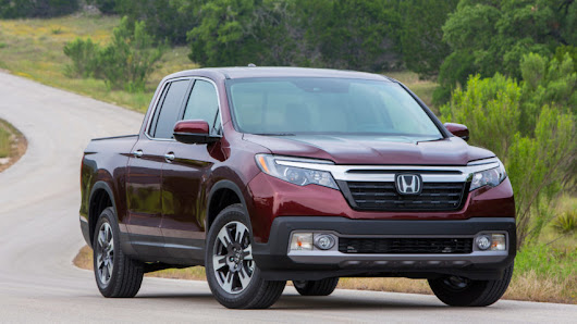 Magazin cars: What car experts say about the 2017 Honda Ridgeline